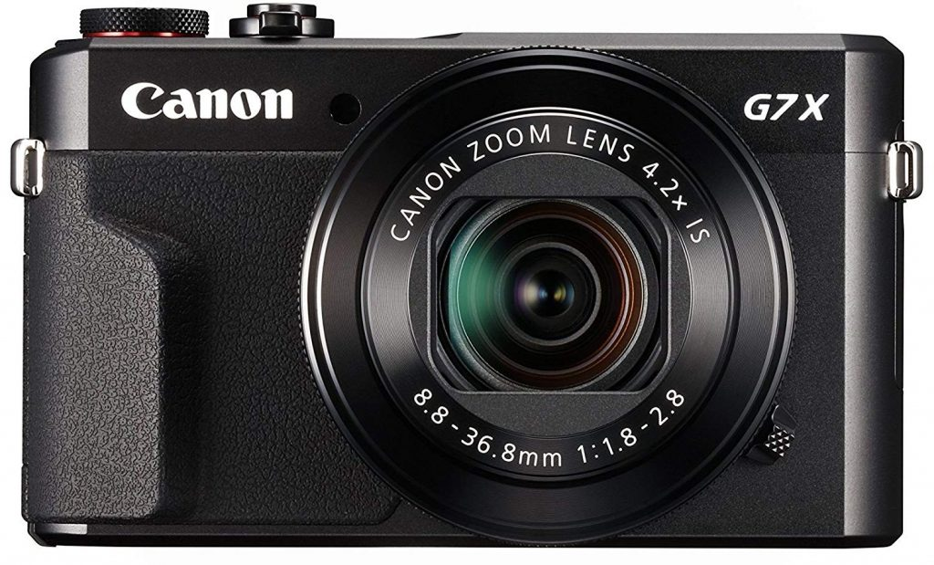 Canon PowerShot Camera for Blogging